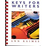 Raimes, Keys for Writers, 4th Edition Plus Smarthinking, Ann Raimes, 061856408X