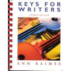 Keys for Writers, 4th Ed + Smarthinking