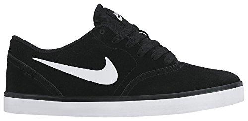 da 006 White SB Scarpe Skateboard Nike Uomo Nero Black Check qtU8FwFz