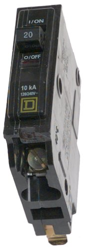 View-Pak QO120  Square D Circuit Breaker