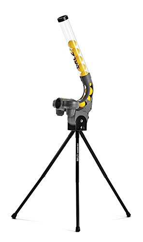 SKLZ Thunder Bolt Dual Wheel Practice Ball Pitching Machine by SKLZ