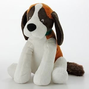 Kohl's Cares for Kids Brody the Dog from the book Duck at the Door by Jackie Urbanovic Stuffed Animal Plush