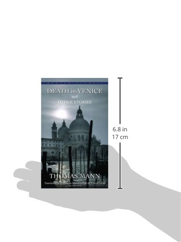 Death In Venice And Other Stories Thomas Mann David Luke