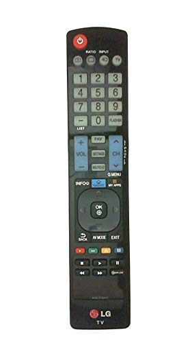 Original TV remote control for LG 3D AKB73615362=AKB73615397 *UNIVERSAL* 100% replacement for AKB73615303, AKB73615397 and AKB73756542. HIGH QUALITY Remote. It is a perfect solution if you dont want to use LG MAGIC AN-MR400 remote. Suitable models: AKB73615303, AKB73615362, AKB73615302, AKB73756542, AKB73615361, AKB73615362