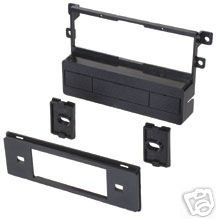 Stereo Install Dash Kit Nissan 300zx 90 91 92 93 94 (car radio wiring install. ()