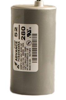 Capacitor HPS 1000W/Dry 52 MFD/280 VAC MIN - Hps Electronic Ballast