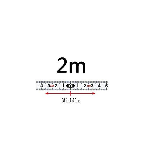 Ocómo Mitra Track Tape, Measure Autoadhesivo Acero Métrico Regla ...