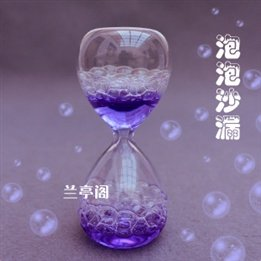 NTRIW The trumpet bubble hourglass home furnishing accessories and creative furnishings birthday gift Valentine39;s Day gift full 58