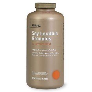 GNC lécithine de soja granulés 1