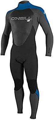 ONeill 2019 Mens Epic 5/4mm Back Zip Wetsuit Black/Graphite ...