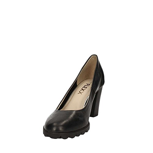 The flexx A701/17 Zapatos Mujeres Negro