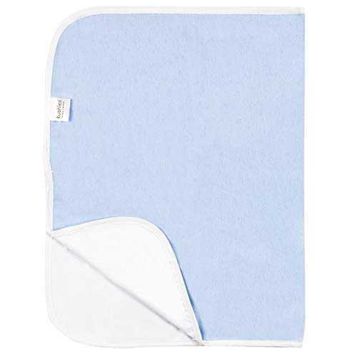 p210blu deluxe waterproof change pad