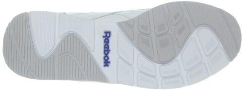 Reebok Femmes Royal Glide Fashion Sneaker Blanc / Acier / Reebok Royal
