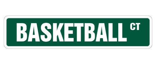 BASKETBALL Street signs uniform player product image