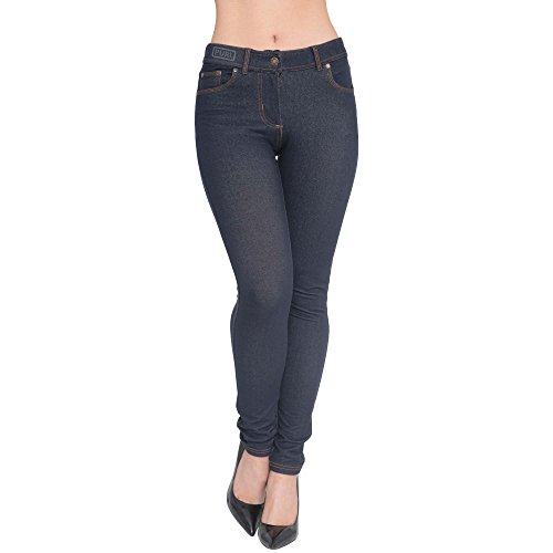 Donna Jeans Superglamclothing Superglamclothing Jeans Denim Navy Cq18a7n