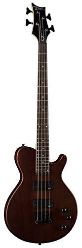 Dean Evo XM Mahogany Short-Scale Electric Bass Guitar - Natural