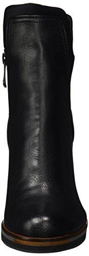 Marco Tozzi 25328, Bottes Femme Noir (Black Ant.comb)