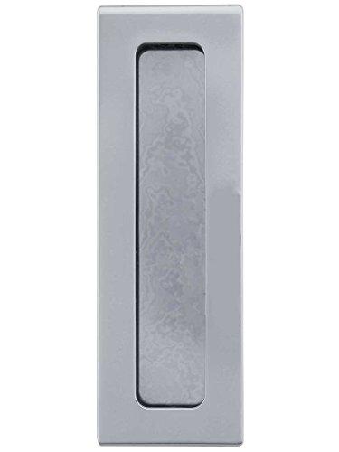 A'dor FP14.625 Hamilton Rectangular Pocket-Door Pull 4 1/2