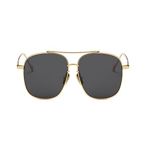 YONGLIANG Outdoor-Sonnenbrille Männer Fahren Polarisierte Retro Sonnenbrille Fahrer Fahren Square Beach Travel Essentials (Color : Elegant frame) (Square Sonnenbrille)