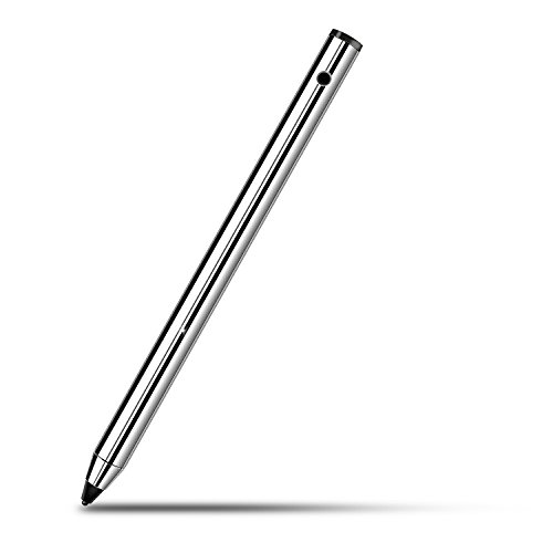 WEALLNERSSE Rechargeable Active Stylus Digital Pen with Adjustable Fine Tip for Accurate Writing/Drawing on iPhone/iPad/Samsung/Surface/Android Touchscreen, Smartphones, Tablets, Notebooks by WEALLNERSSE