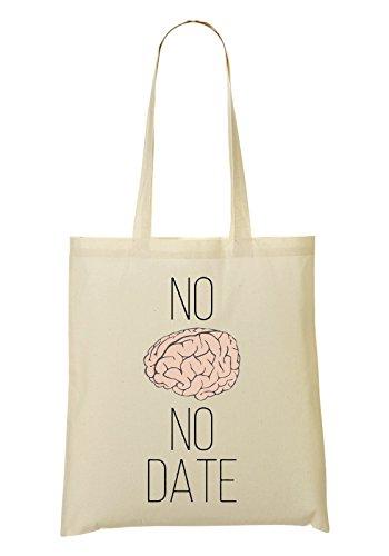 Sac No Sac Provisions No Brains Tout LukeTee Date Fourre À wI0ddqx