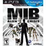 PS3 MEN IN BLACK ALIEN CRISIS (Men In Black Alien Crisis)