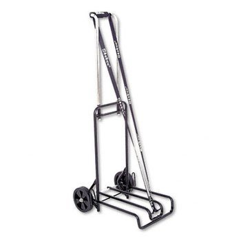 Bond Street Stebco Heavy-Duty Portable Folding Cart (STB390007BLK) by Bond Street (Image #1)