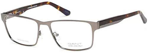 Gant GA3121 Eyeglasses 55 009 Matte Gunmetal