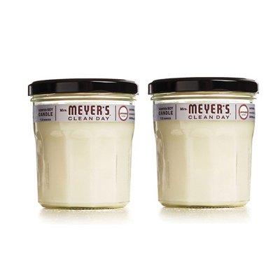 Mrs. Meyer's Soy Candle - Lavender - Case of 6 - 7.2 oz Candles by Mrs. Meyers (Image #1)