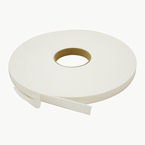 JVCC DC-PEF06A Double Coated Polyethylene Foam Tape: 1/16 in