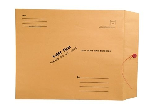 (X-Ray Film Mailers - String & Button, 15