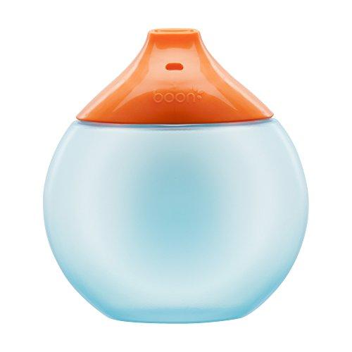 Boon Fluid Sippy Cup, Blue/Orange