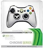 Xbox 360 Wireless Controller - Chrome Silver