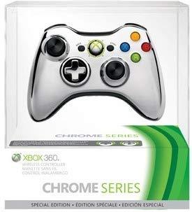 (Xbox 360 Wireless Controller - Chrome Silver)