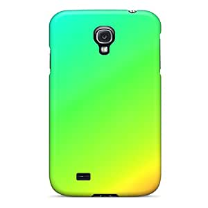 High-end Case Cover Protector For Galaxy S4(green Fade)