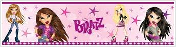 - Bratz Peel and Stick Wall Border