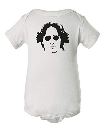 Mari Kyrios John The Composer Lennon Rock & Roll Baby Onesie Romper Jumper Bodysuit -
