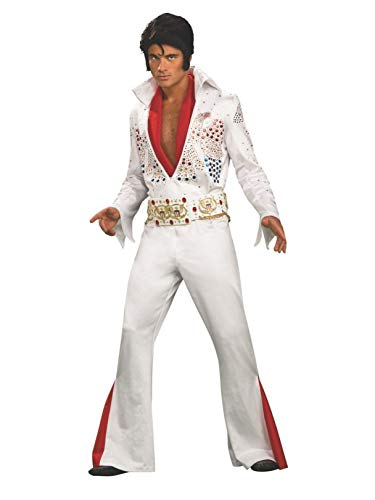 Grand Heritage Elvis, Large, ()
