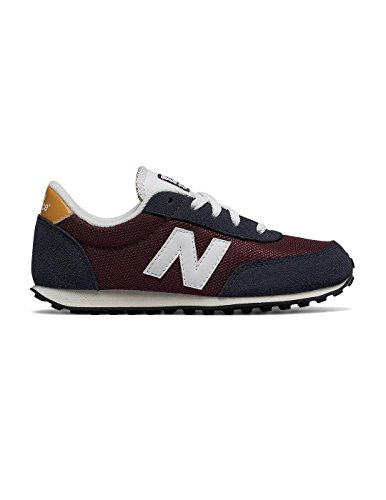 ZAPATILLA JUNIOR NEW BALANCE KL410VBY BURDEOS MultiCOLOR1