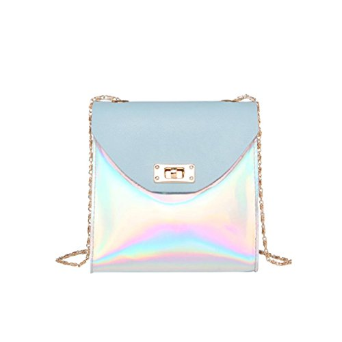 Bag Phone Fashion Women Blue Bag Crossbody Shoulder Messenger Bag Bag Coin Bolayu Bag wqazZ8q