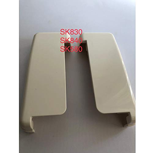 ShineBear 1pair Plastic Machine Side case Spare Part for Silver Reed Knitting Machine SK830 SK840 SK580 by ShineBear (Image #2)