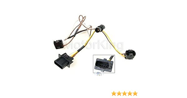 Amazon B360 2108203761 9903 Mercedes W210 Headlight Wire Rhamazon: Headlight Wiring Diagram 1999 Clk 320 At Gmaili.net
