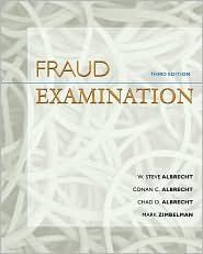 Fraud Examination 3th (third) edition Text Only