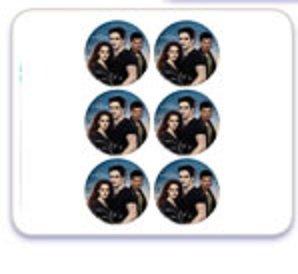 Twilight Saga Part 2 Cupcake Edible Image