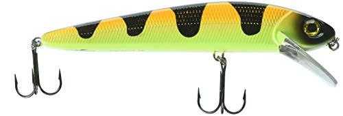 Storm FlatStick 16 Fishing Lure, Orange Tiger, 6-1/4-Inch