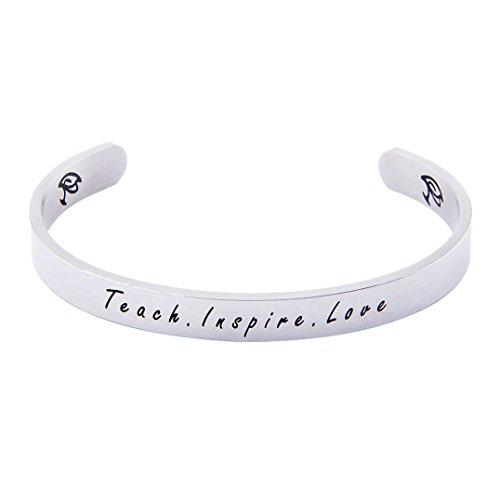 teach-inspire-love-hand-stamped-teacher-bracelet-teacher-appreciation-gift-teach-inspire-love-cuff