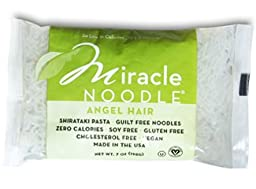 Miracle Noodle Angel Hair - 10 Pack