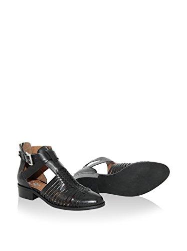 GUSTO Chaussures Femme Noir lOhKm