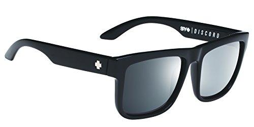 Spy Optic Discord Happy Lens Eyewear - Alternative Fit Black/Happy Bronze - - Spy Discord Optic