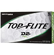 Top Flite D2+ Feel (15 Pack)
